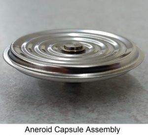 Aneroid Capsule Assemblies