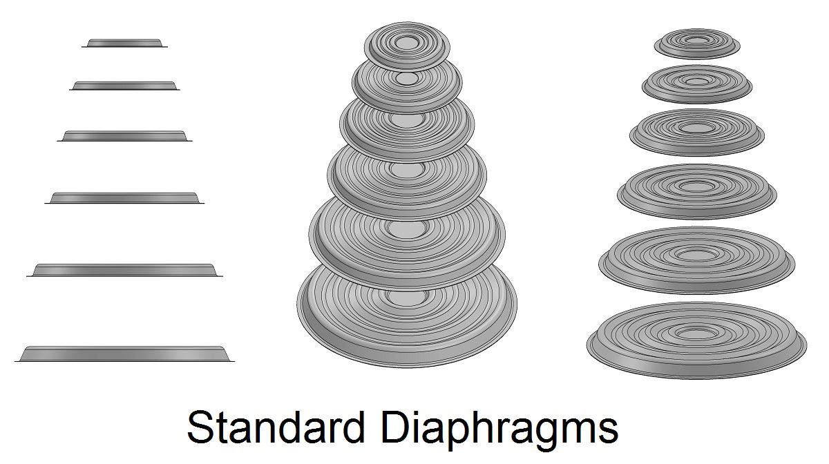Standard Diaphragms