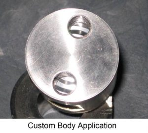 Custom Body Application