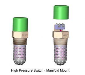 High Pressure Switch