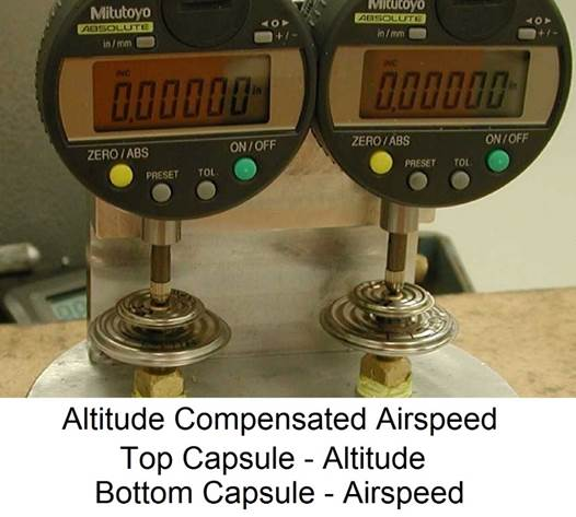 Altitude Compensated Air