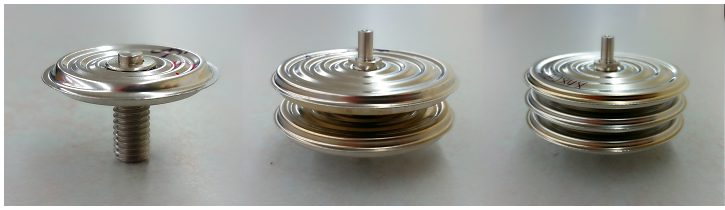 Diaphragms and Capsule Assemblies