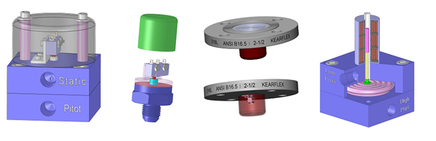 Isolation Diaphragms