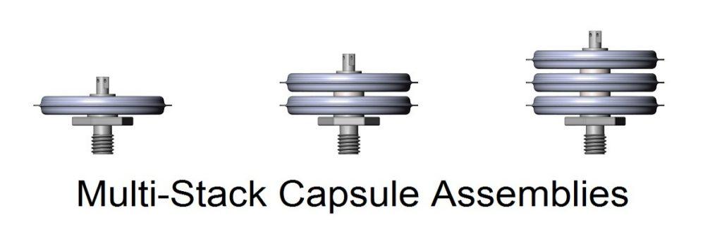 Multi-Stack Capsule Assemblies
