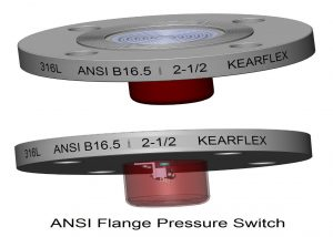 ANSI Flange Pressure Switch