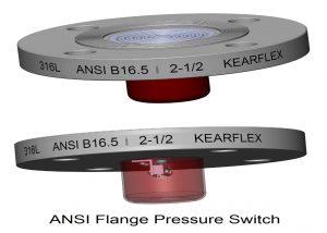 ANSI Flange Pressure Switch
